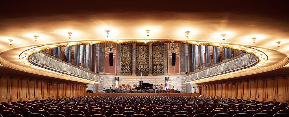 Rückkehr in den Konzertsaal – Kurzprogramme